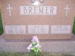 Faye H. <i>Walker</i> Bremer