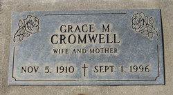 Grace Missouri Gracie <i>Edwards</i> Cromwell