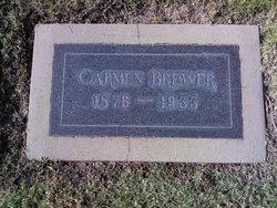 Carmen <i>Campbell</i> Brewer