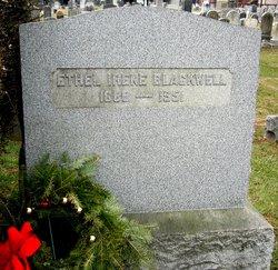 Ethel Irene Blackwell