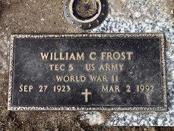 William Cecil Frost