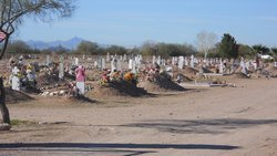 Salt River Pima-Maricopa Indian Cemetery