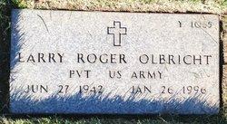 Larry Roger Olbricht