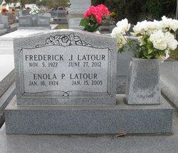 Enola <i>Prejean</i> Latour