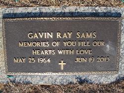 Gavin Ray Sams