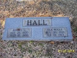 Robert C Hall