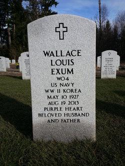 Wallace Louis Exum