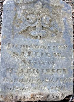 Sallie W. Atkisson