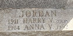 Anna Virginia <i>Jacob</i> Jordan