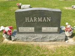 Marshall Grant Harman