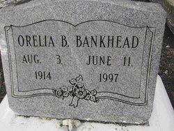 Orelia B. <i>Bowman</i> Bankhead