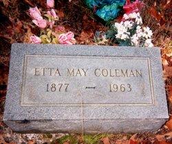 Etta May Coleman