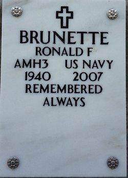 Ronald Fidelis Brunette