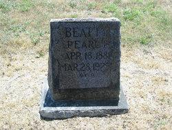 Pearl L <i>Ross</i> Beatty
