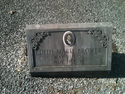 Edith Marie Brower
