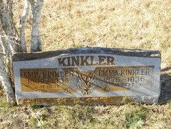 EMMA <i>LING</i> KINKLER