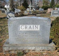 Anna Lacey <i>Johnston</i> Crain