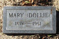 Mary Booker Dollie <i>Parker</i> Johns