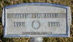 Helen M. Allen