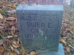 Owen E Gray