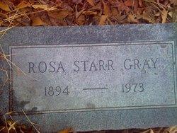 Rosa Ellen <i>Starr</i> Gray