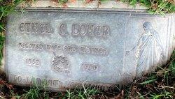 Ethel Frances <i>Cass</i> Boyer