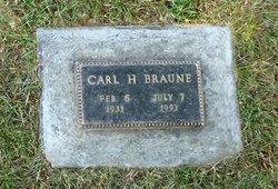 Carl H. Braune