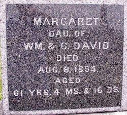Margaret <i>Bailess/Bayless</i> David