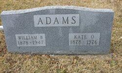 Kate O. Adams