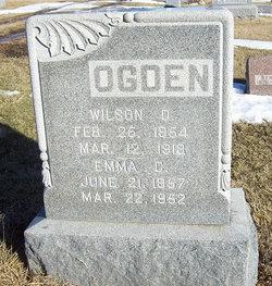 Wilson D Ogden
