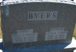 Ella Jane <i>Fisher</i> Beyers
