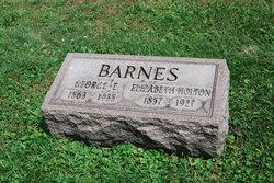 Elizabeth <i>Holton</i> Barnes