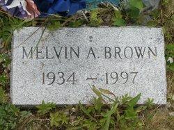 Melvin Arthur Brown