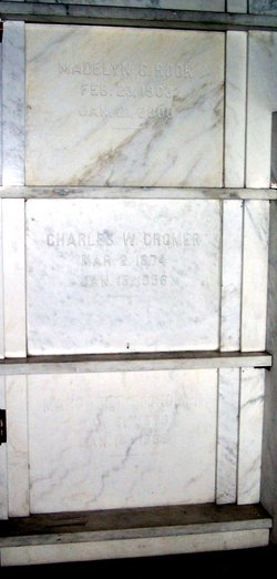Charles W Cromer