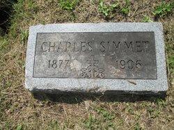 Charles E Simmet