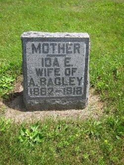 Ida Elizabeth <i>Hughes</i> Bagley