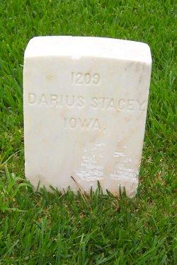 Darius Stacy
