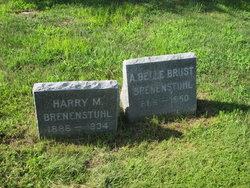 A. Belle <i>Brust</i> Brenenstuhl