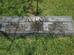 Bertha <i>Childress</i> Aylor