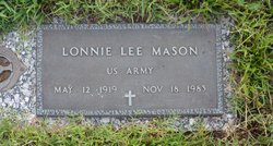 Lonnie Lee Mason