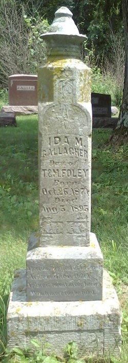 Ida <i>Foley</i> Gallagher
