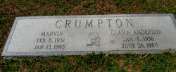 Clara <i>Anderson</i> Crumpton
