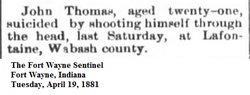 John P. Thomas