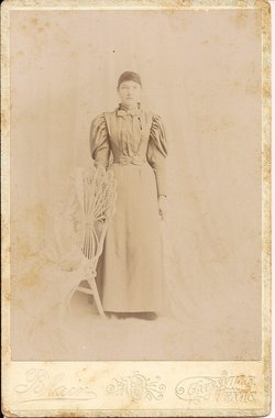 Fannie Belle <i>Newman</i> Powell