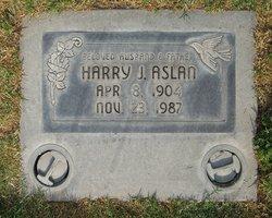 Harry James Aslan