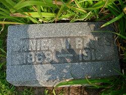Daniel Webster Bayes