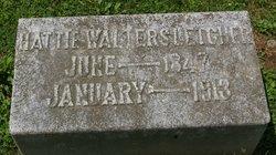 Hattie Walters Letcher