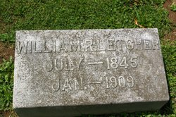 William R Letcher