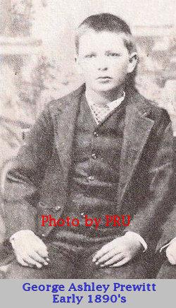 George Ashley Prewitt