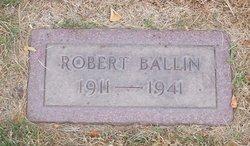 Robert Louis Ballin